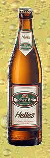 Logo Bucher Bräu Helles
