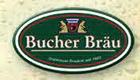 Logo Bucher Bräu Leichtes Weizen