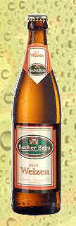 Logo Bucher Bräu Hefe Weizen Hell