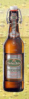 Logo Bucher Bräu Premium Edel-hell