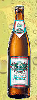 Logo Bucher Bräu Radler