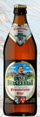 Logo Bürgerbräu Alt Reichenhaller Braumeister-bier