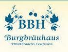 Logo Burgbräu Belzig Champagner Roggenbier