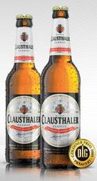 Logo Clausthaler Classic