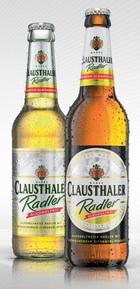 Logo Clausthaler Radler