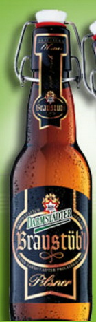 Logo Darmstädter Braustüb`l Pilsener