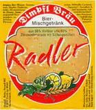 Logo Dimpfl-radler