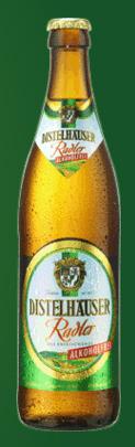 Logo Distelhäuser Radler Alkoholfrei