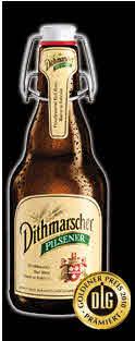 Logo Dithmarscher Pilsener