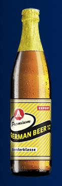 Logo German Beer
