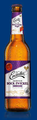 Logo Einsiedler Bock Zwickel Advents-bier