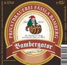 Logo Privatbrauerei Fässla Bambergator