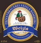 Logo Privatbrauerei Fässla Weizla Hell
