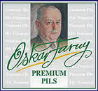 Logo Oskar Farny Premium Pils