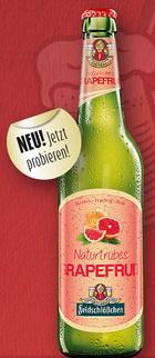 Logo Feldschlößchen Naturtrübes Grapefruit