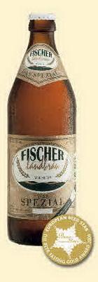 Logo Fischer Landbräu Das Spezial