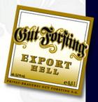 Logo Gut Forsting Export-hell
