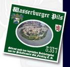 Logo Wasserburger Pils