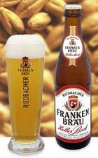 Logo Franken Bräu Heller Bock