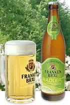 Logo Frankenbräu Radler + H