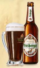 Logo Freibergisch Bock Dunkel