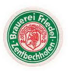 Logo Brauerei Friedel Lager
