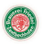 Logo Brauerei Friedel Pils