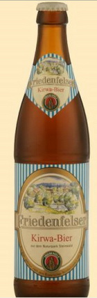 Logo Friedenfelser Kirwa-bier