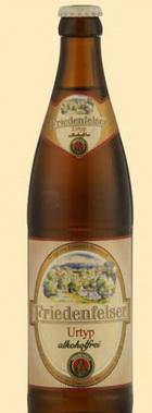Logo Friedenfelser Urtyp Alkoholfrei