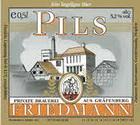 Logo Friedmann Helles Pils