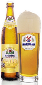 Logo Müller Premium Gold Export