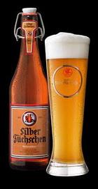 Logo Silber Füchschen