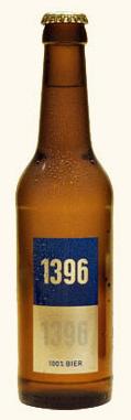 Logo 1396 - 100% Bier