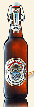 Logo Glaabsbräu Kristallweizen