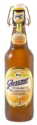 Logo Glossner Bio Neumarkter Weizenthaler Alkoholfrei