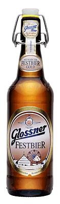 Logo Glossner Festbier Neumarkter Gold