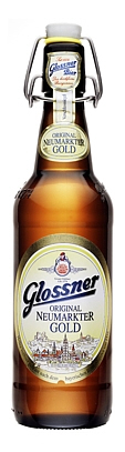 Logo Glossner Original Neumarkter Gold