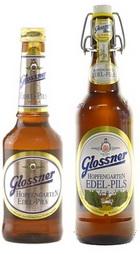 Logo Glossner Hopfengarten Edel Pils