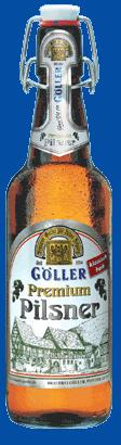 Logo Göller Premium Pilsner