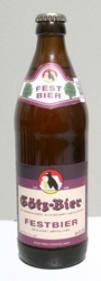 Logo Götz-bier Festbier
