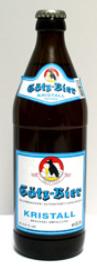 Logo Götz-bier Kristall