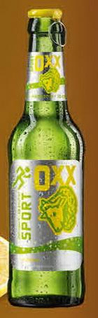 Logo Gold Ochsen Oxx Sport