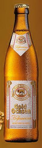 Logo Gold Ochsen Weizenbier Alkoholfrei