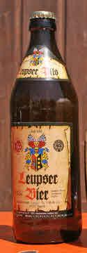 Logo Brauerei Gradl Leupser Pils