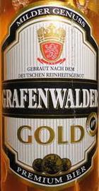 Logo Grafenwalder Gold