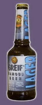 Logo Greif-Bräu Lager
