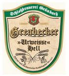 Logo Die Greabecker Urweisse Hell