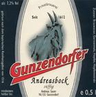 Logo Gunzendorfer Andreaskreuz