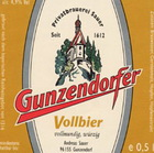 Logo Gunzendorfer Vollbier
