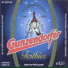 Logo Gunzendorfer Festbier